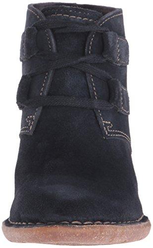 Navy Lyon Suede Boot Clarks Carleta Women's 8wfRIR
