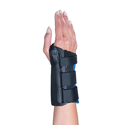 exoform wrist splint sm left