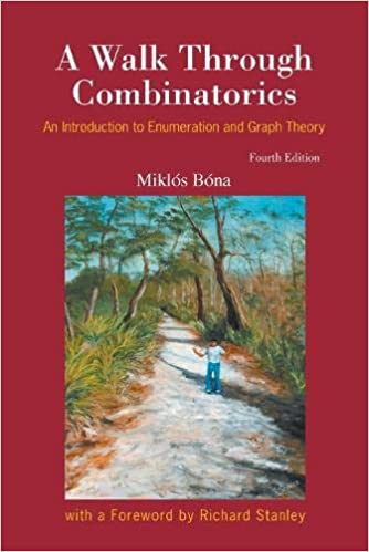 A walk through combinatorics.