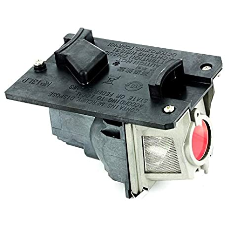 NP18LP Replacement Lamp W//Housing for NEC NP-V300W,NP-V300X,V300WG,V281W,VE280