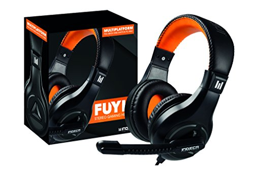 Indeca - Fuyin Auriculares Casco Multiplataforma Sound (PS4): playstation 4: Amazon.es: Videojuegos