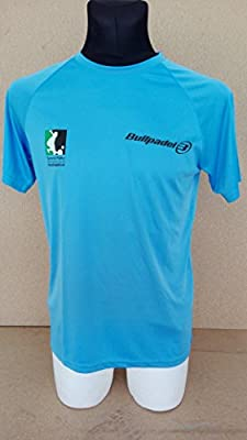Camiseta BullPadel (XL, Azul claro): Amazon.es: Deportes y aire libre