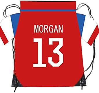 Shorts Bag Soccer Jersey USA Team United States Youth Girls Soccer Jersey Set