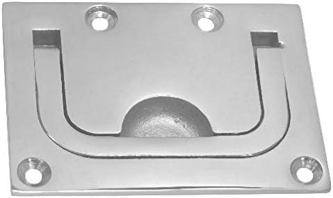 76x56mm Einlassgriff Bodenheber Lukenheber Edelstahl Einlassgriffe Lukengriff DE