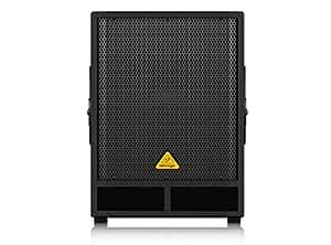 Behringer Eurolive VQ1500D - Altavoces portátiles (Alámbrico, Corriente alterna, 40 - 200 Hz, Universal, Rectángulo, Integrado)