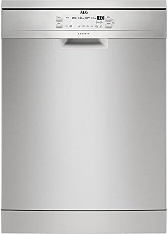 AEG FFB52600ZM lavavajilla Independiente 13 cubiertos A++ ...