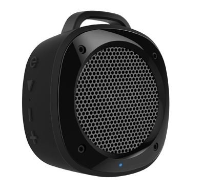 Divoom Airbeat-10 Water Resistant Bluetooth 3.0 Portable Speaker, with Suction Cup for Showers, Bike Mount Speaker for…