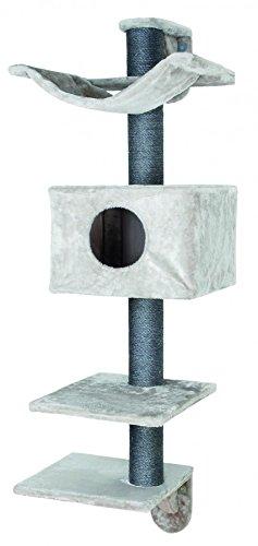 trixie 44875 kratzbaum dayna zur wandmontage 152 cm grau. Black Bedroom Furniture Sets. Home Design Ideas