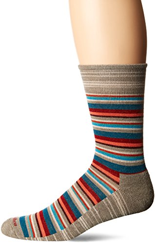Sockwell/Goodhew Men's Fiesta Socks, Khaki, Large/X-Large