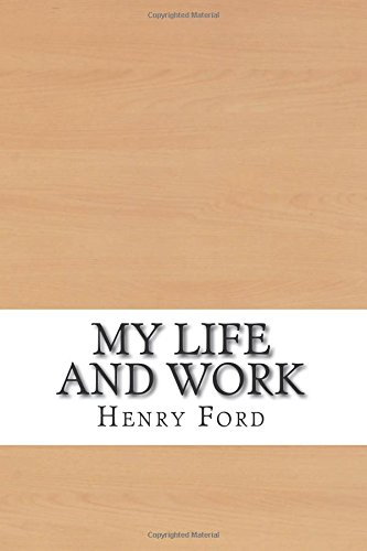 my-life-and-work