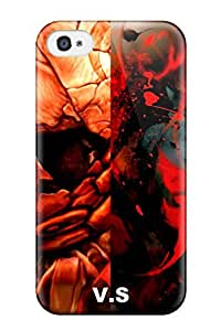 Snap-on Asura Vs Akuma Case Cover Skin Compatible With Iphone 6 4.7
