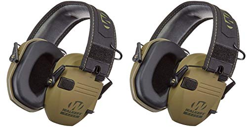 Walkers GWPRSEMPAT Razor Patriot Electronic Earmuff for sale  Delivered anywhere in USA