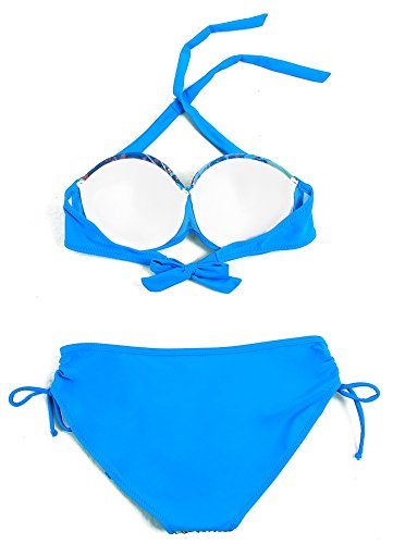 Anatoky - Conjunto - para mujer #513_Royal Blue