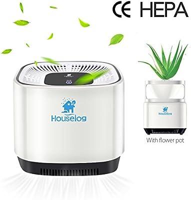 Purificador de aire HEPA filtro & 3 Filtro de carbón activo ...