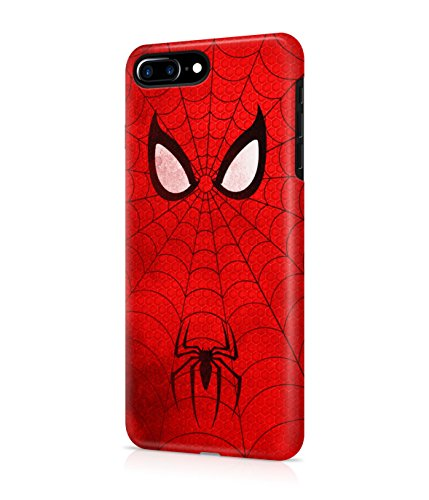 The Amazing Spiderman Grunge Plastic Snap-On Case Cover Shell For iPhone 7 Plus