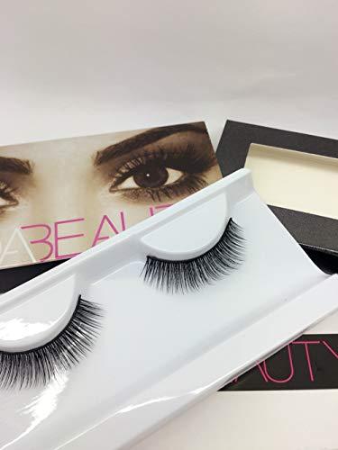 ETbotu Imported Fiber 3D False Eye Makeup lashes Handmade Thick Reusable Long Cross Natural Fake Thick Black EyeLashes Nature Fluffy Soft
