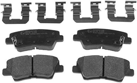 Blue Print ADG04267 Brake Pad Set pack of four
