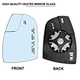 New Passenger Side Mirror Replacement for 2012-2018