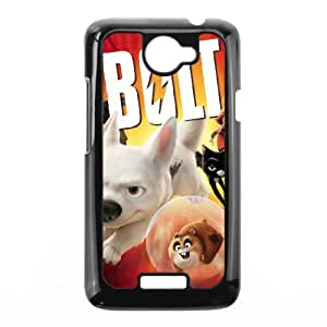 Bolt Character Bolt HTC One X Cell Phone Case Black AMS0682515