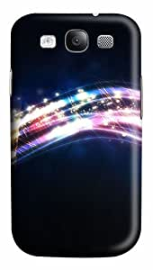 Flow PC Case Cover for Samsung Galaxy S3 I93003D