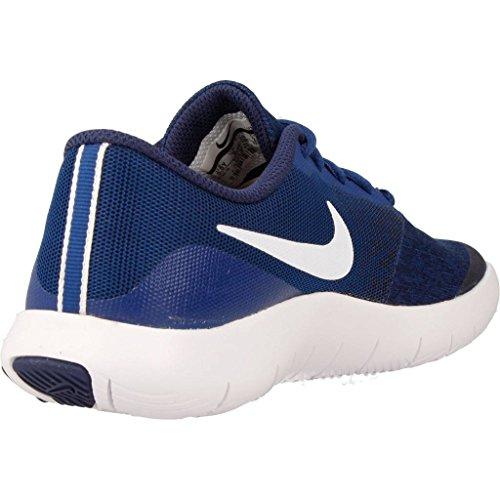 Bleu Flex De Nike Gs Fitness Chaussures Contact Fille a0wfqAfdx