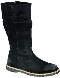 Luton HIGH Boots Black Hydrophobic Womens