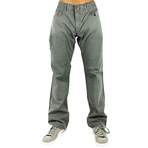 Jordan Craig Twill Jeans Charcoal by Jordan Craig