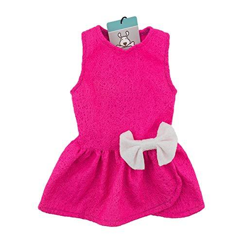 CuteBone Dog Dress Skirt Floral Doggie Sundress Pet Clothes Puppy Vest Princess Dresses