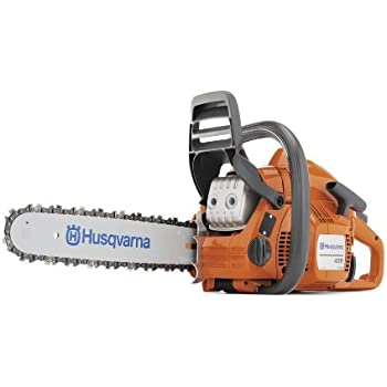 Husqvarna 435 16-Inch 40.9cc 2 Stroke Gas Powered Chain Saw