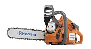 Husqvarna 435 16-Inch 40.9cc 2 Stroke Gas Powered Chain Saw