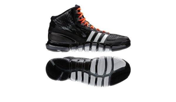 adidas tennis shoes black, Adidas adipure crazyquick mens b