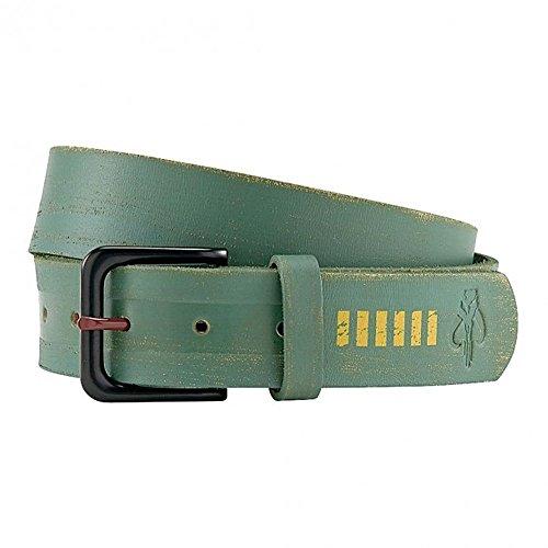 Nixon DNA Belt - Boba Fett Green-Large