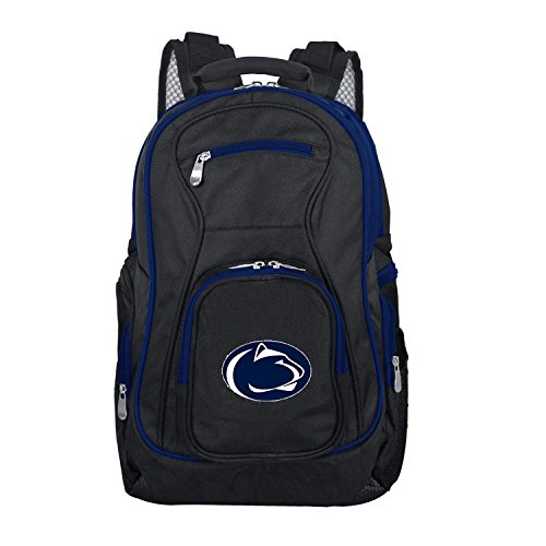 NCAA Penn State Nittany Lions Colored Trim Premium Laptop Backpack