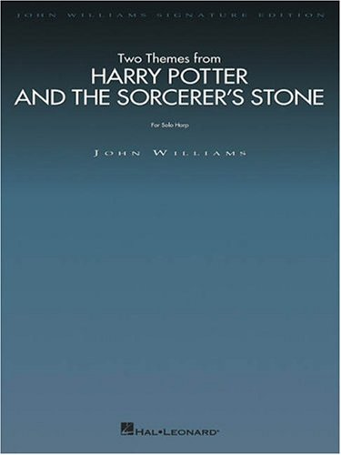 two-themes-from-harry-potter-and-the-sorcerer-s-stone-for-solo-harp-john-williams-signature-edition-string