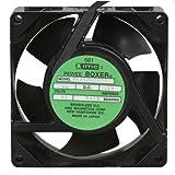 24VDC 80x80mm DC Brushless Tubeaxial Fan