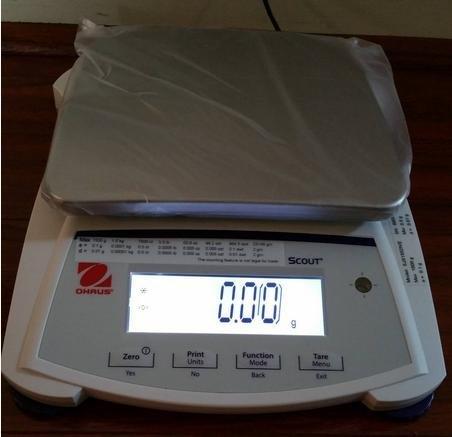 Ohaus Scout Sjx1502n E Portable Balance 1500 Gram Accyracy 0 01 Gram  Ntep 0 1 Gram   Class Ii  Legal Fore Trade Scale