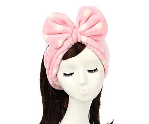 G2PLUS Makeup Headband Washing Hairlace