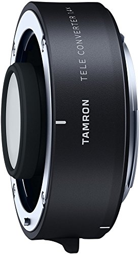 Tamron 1.4X Teleconverter (Model TC-X14) for Select Tamron Lenses in Canon Mount