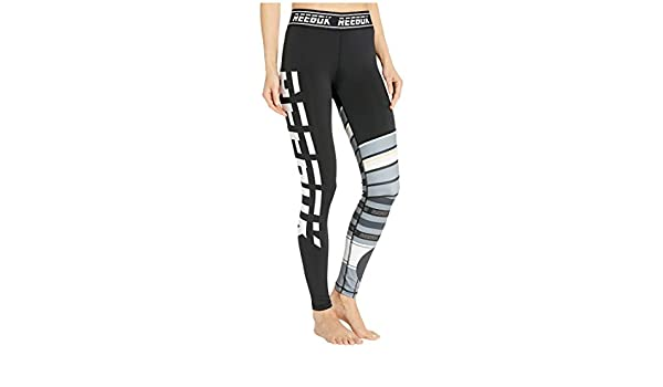 Amazon.com: Reebok Meet You There Engineered Tight: Clothing