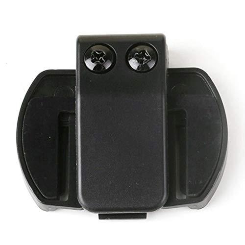 V6 Casco Moto Interfono WOVELOT 2PCS 3.5MM per V6 PRO Accessori Auricolare Altoparlante Microfono Clip per Vnetphone V4
