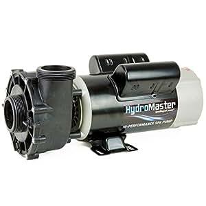 2 HP Hot Tub Spa Pump Side Discharge 48-Frame Motor 240V