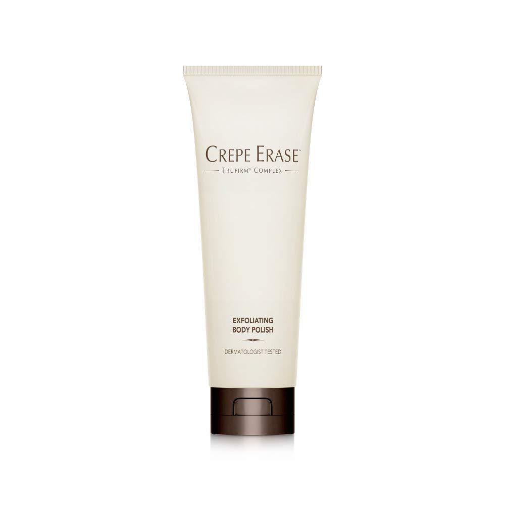 Crepe Erase – Exfoliating Body Polish – TruFirm Complex – 8 Fluid Ounces