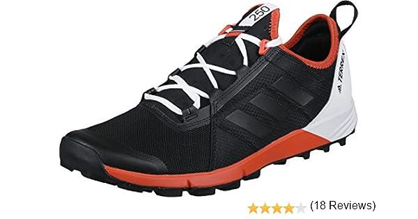 adidas TERREX AGRAVIC SPEED, Zapatillas de trail running, Hombre, Negro (NEGBAS/NEGBAS/ENERGI), 42 2/3: Amazon.es: Zapatos y complementos