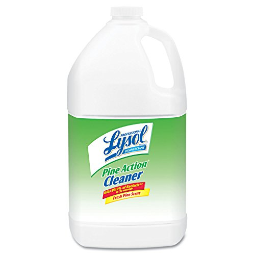 Professional LYSOL Brand 02814 Disinfectant Pine Action Cleaner Concentrate, 1 gal ()