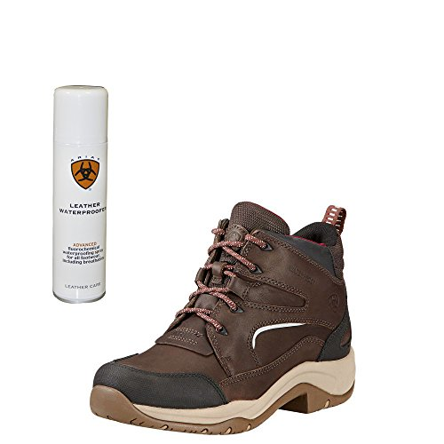 Boots Waterproof Telluride Free Dark Brown Ariat Spray H2O IqFwSdSEnB