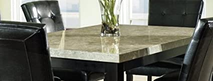 Superbe Steve Silver Company Monarch Dining Table, 42u0026quot; ...