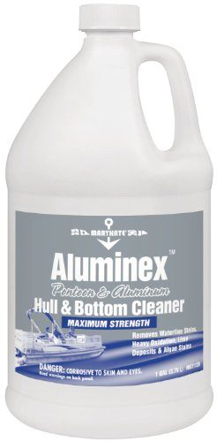 MaryKate Aluminex- 1 Gallon Pontoon and Hull Cleaner by MaryKate