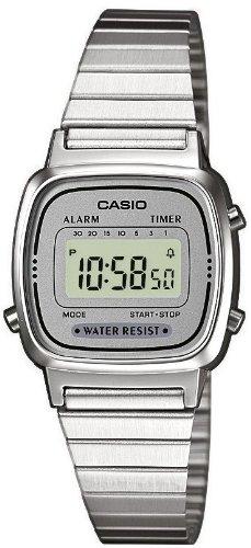 Casio Collection Retro Reloj digital para mujeres Muy Ligero: Amazon.es: Relojes