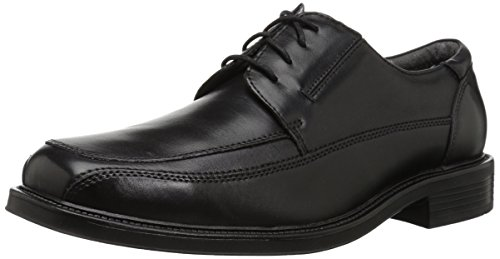 (Dockers Men's Perspective Leather Oxford Dress Shoe,Black,11.5 W)
