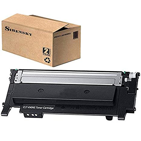 CLT-K404S tóner láser negro 1 unidades Compatible para Samsung 404 ...